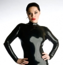 princess latex top