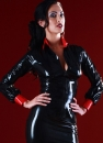 XTSR1103 latex blouse